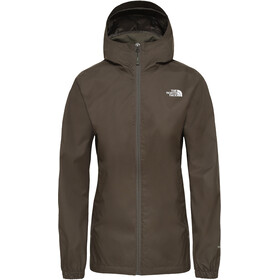 The North Face Quest Jacket Women new taupe green